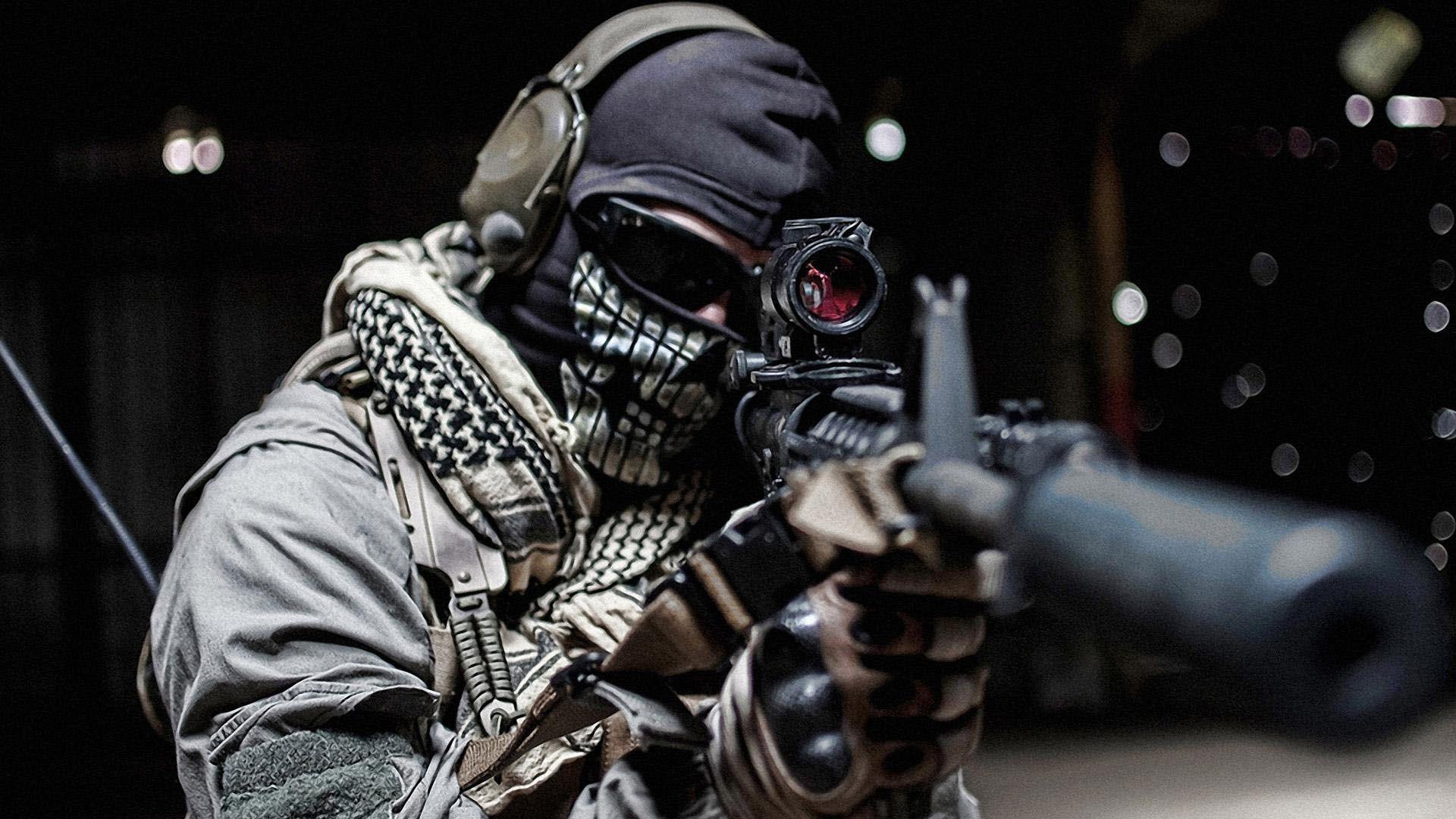 Cod Sniper Wallpaper Wallpapersafari Call Of Duty Ghosts Call Of Duty Call Of Duty Black