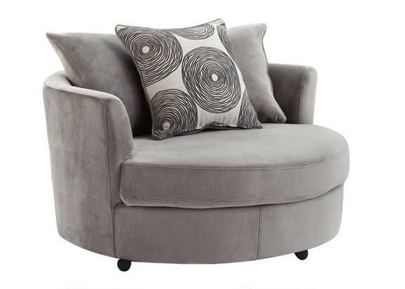Chicagoland's largest family-owned furniture store, with 23 locations in  Illinois and Indiana - Save on Living Room Furniture, Dining Room Furniture,  ... - Zoey Grey Swivel Chair Design (Living Room) Pinterest Pillow