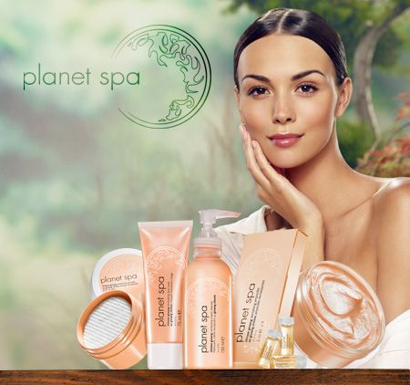 Planet Spa Ginseng Chino AVON