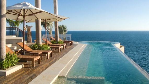 Banyan Tree Cabo Marques Acapulco Mexico Exclusive 5 Star Luxury Resort Spa
