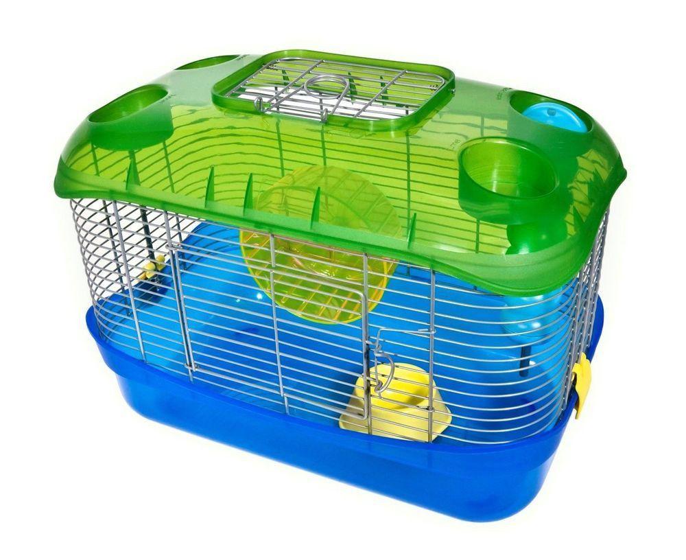 Carefresh Complete Dwarf Hamster Cage Kit Pet home, Pet