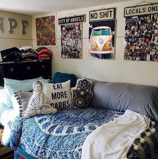 50 cute dorm room ideas that you need to copy dorm room dorm and