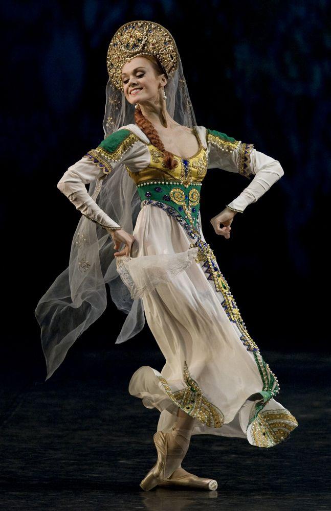 Ulyana Lopatkina (c) Dance Open