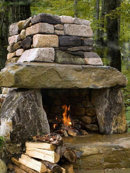 Pin by bersi kueper on home home pinterest cabin gardens and fireplaces are extremely dangerous an outdoor fireplace will help to modify the look of a home and garden outdoor masonry fireplaces made from brick solutioingenieria Choice Image
