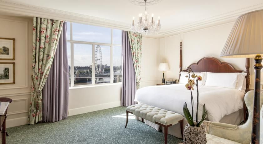 Thesavoy Hotels Ruarkaudio Ruarkaudio Thesavoylondon Hotel Small Luxury Hotels Luxury Suite