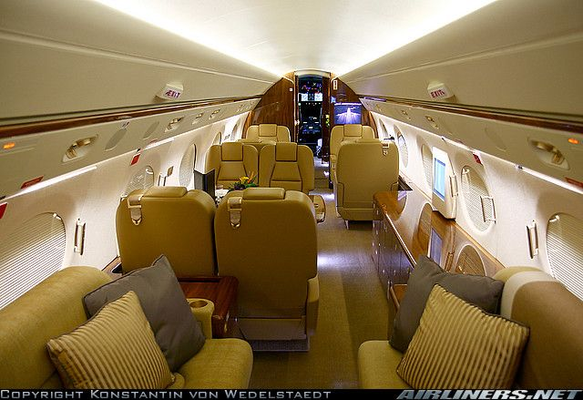 Gulfstream Aerospace G V Sp Gulfstream G550 Gulfstream