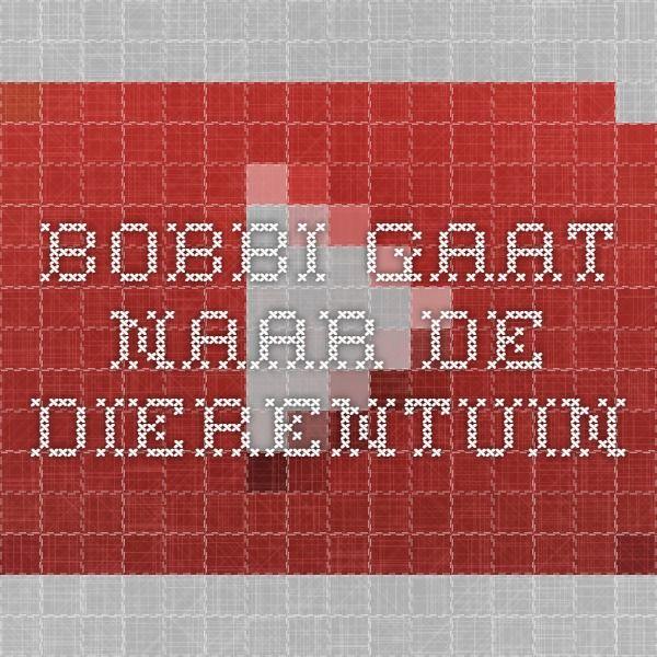 Digitaal boek - Bobbi gaat naar de dierentuin
