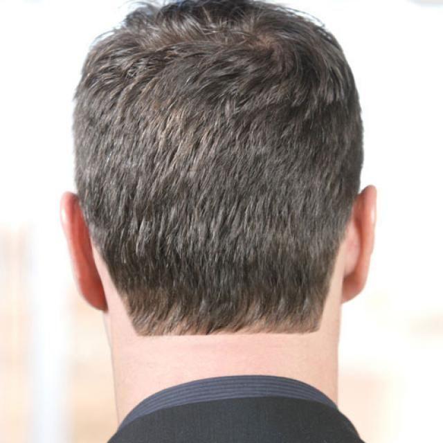 28+ Mens haircut neckline info