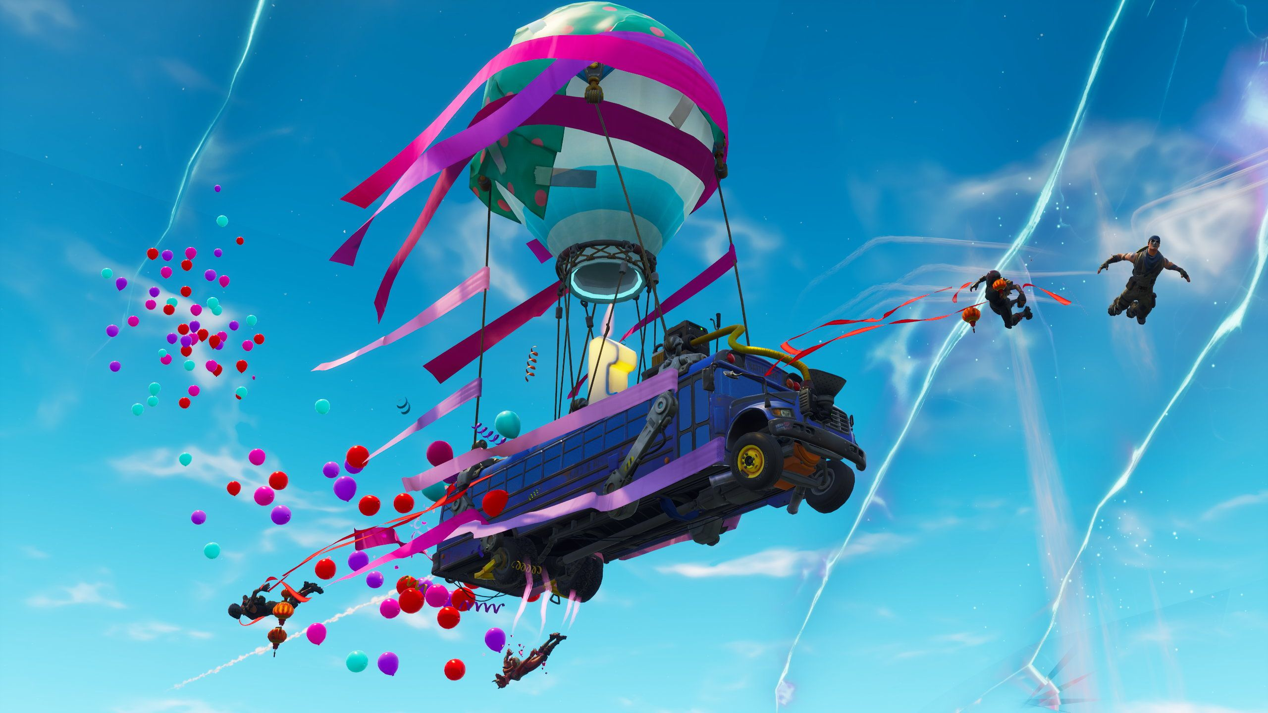 Battle Bus Customization Coming To Fortnite With Images