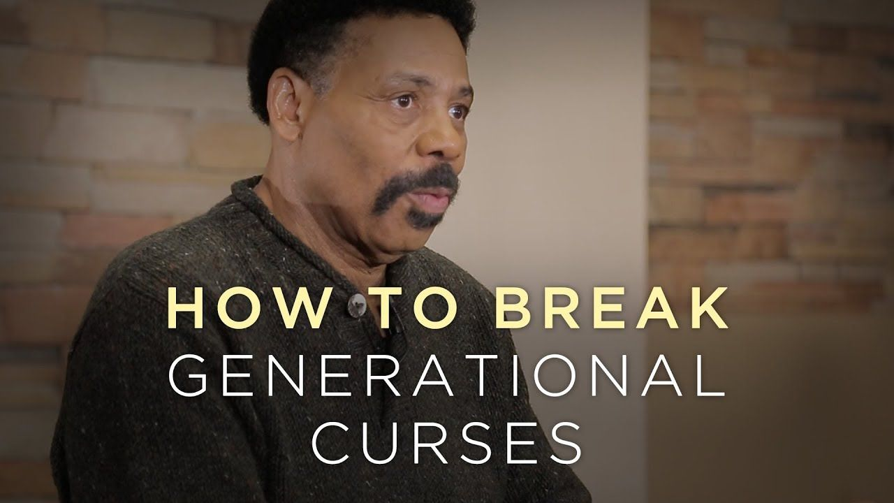 How to break generational curses devotional by tony
