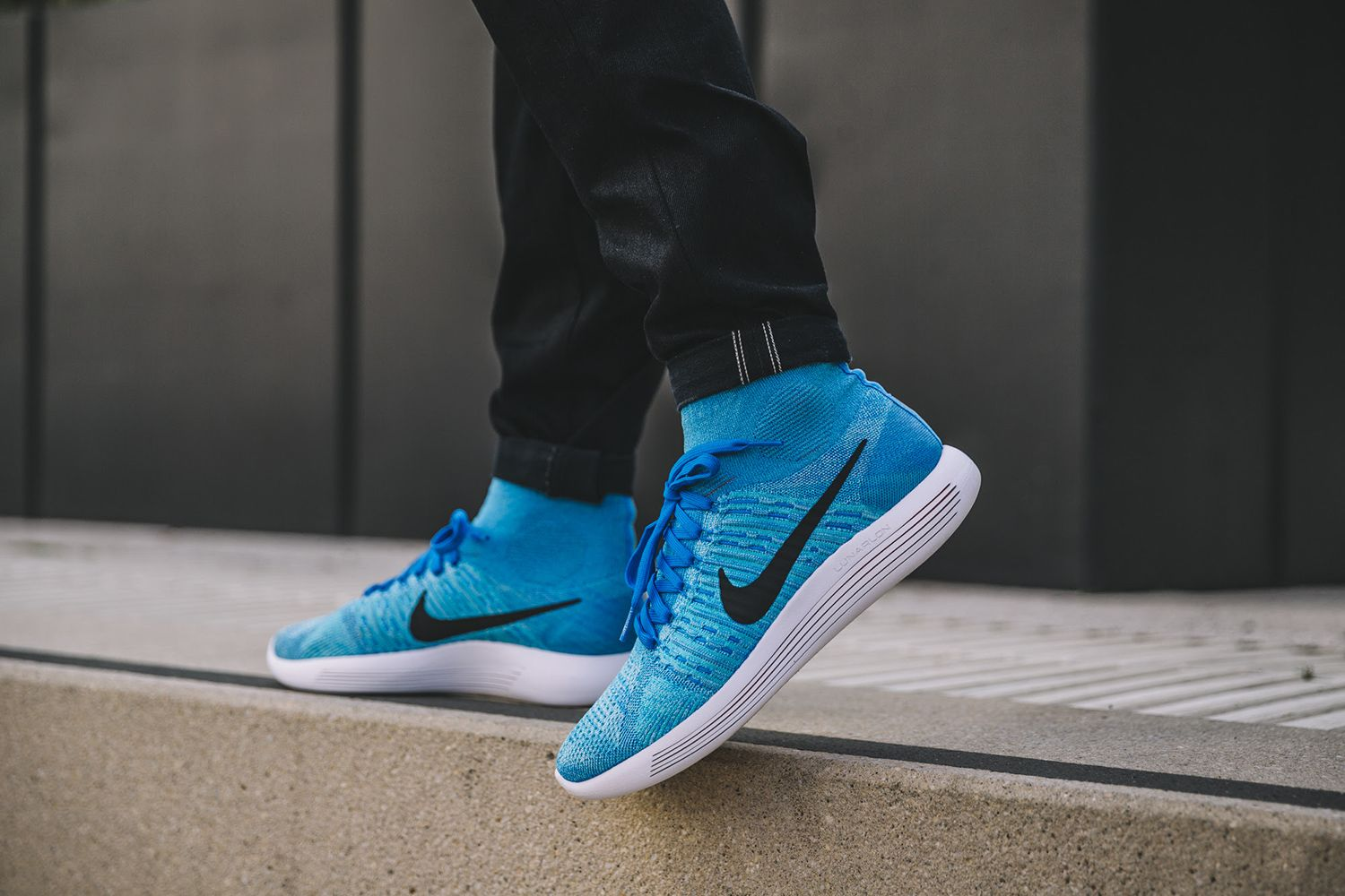 Here's an On Feet Look at the Nike LunarEpic Flyknit