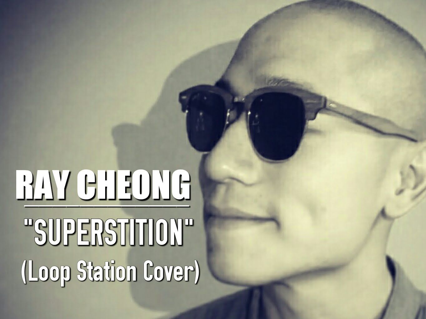 """Ray Cheong - """"Superstition"""" (Loop Station Cover) Live at OtherWise Cafe,..."""