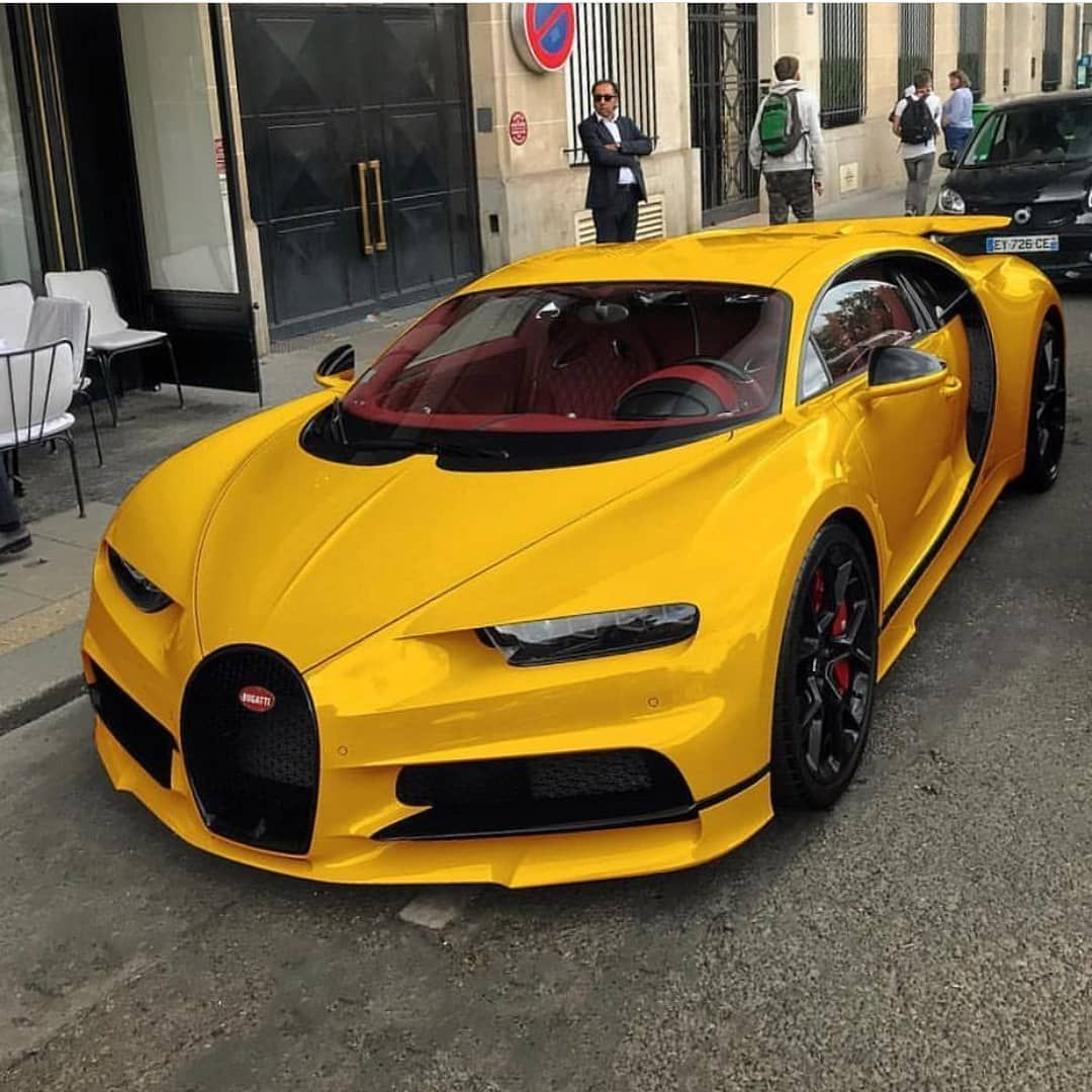 World Record Egg On Instagram Thoughts On This Golden Yellow Bugatti Chiron Color Edit Follow 10amazingcars For More Pos Super Cars Bugatti Bugatti Chiron