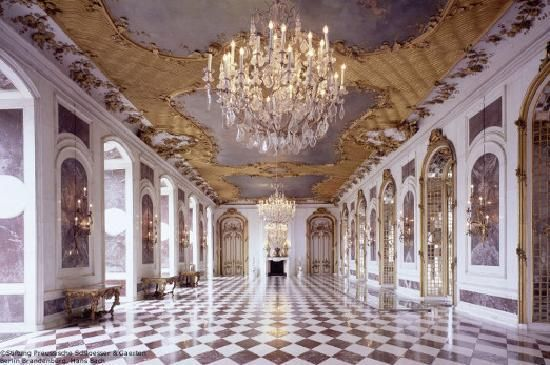 Germany Official Tourist Board Information Tripadvisor New Palace Opulent Interiors German Palaces