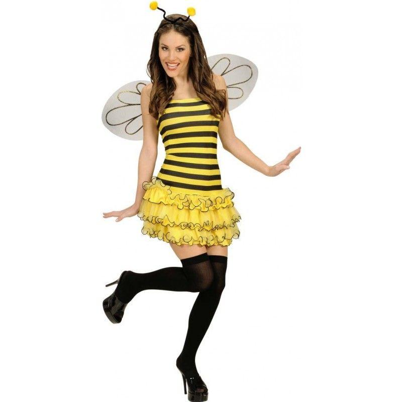 damen kostüm süße biene