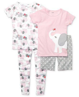 bf216e2d666d Carter s Baby Pajamas