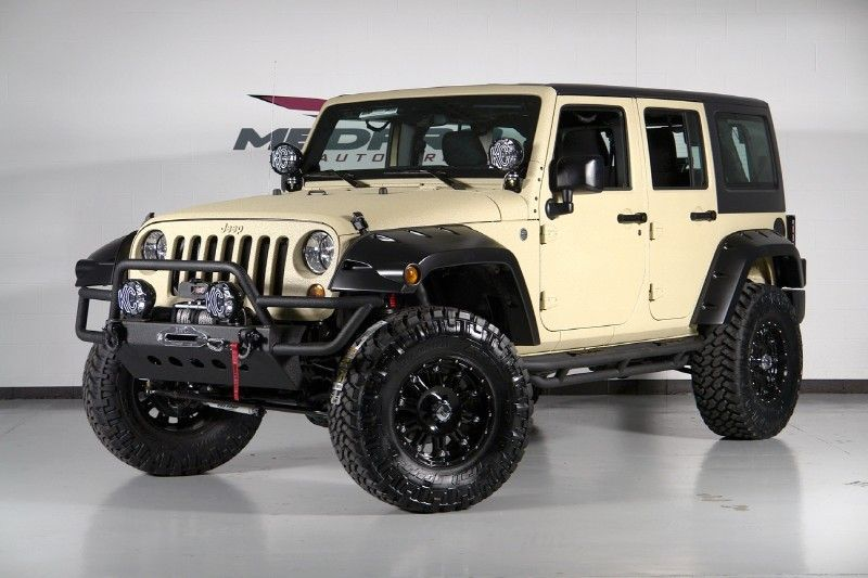 This Is What I Truly Want In Silver Jacked Up And With All The