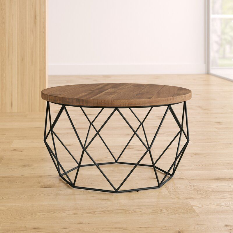 Ahart Frame Coffee Table With Images Coffee Table Coffee
