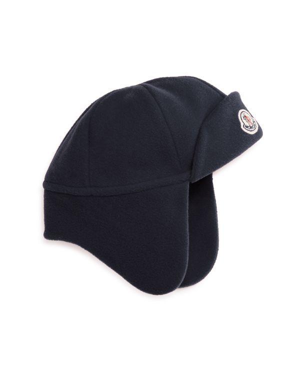 d744741eb08 Moncler Infant Boys  Polar Fleece Hat - Sizes Xxxs-xxs