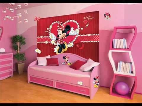 Minnie Mouse Bedroom Decor | Minnie Mouse Bedding and Decor. Bedroom ...