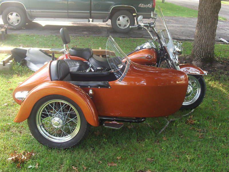 Florida Sidecar Products - Champion Sidecars | Bikes, Trikes
