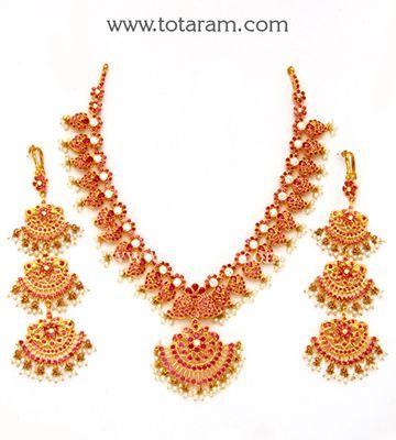 Totaram Jewelers Buy 22 karat Gold jewelry & Diamond jewellery