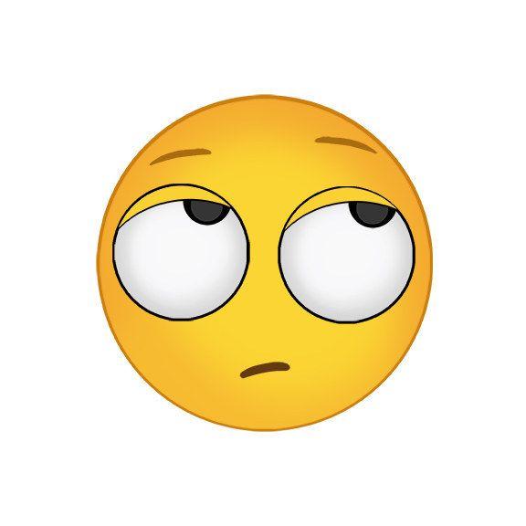 Eye Roll Emoji Funny Emoji Funny Emoji Faces Emoji Love