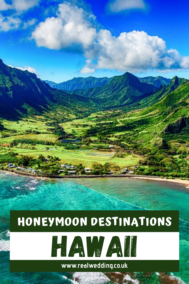 Honeymoon Destinations: Our Top 5 Favourites In 2020 In