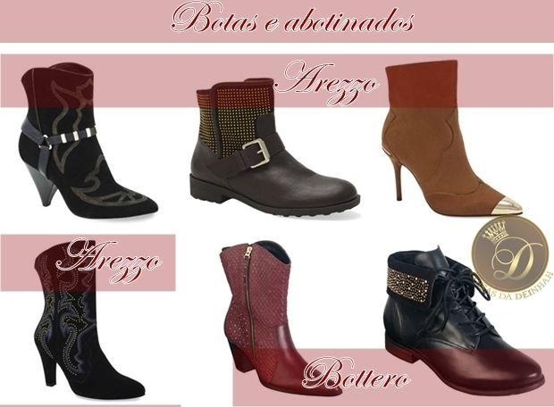 Inverno 2013: super guia de calçados - Coisas da Deinhah