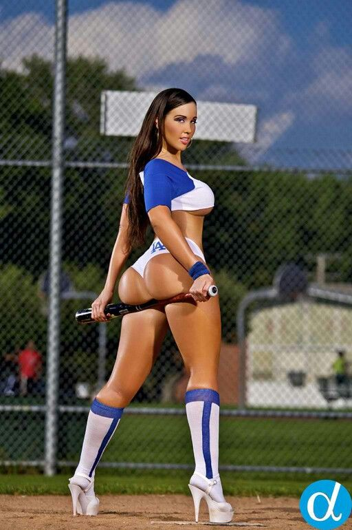 Sexy softball ass