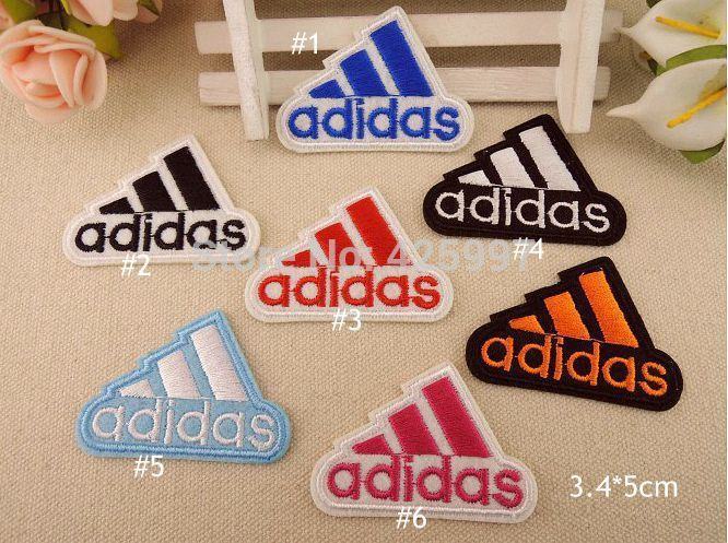 parches ropa adidas