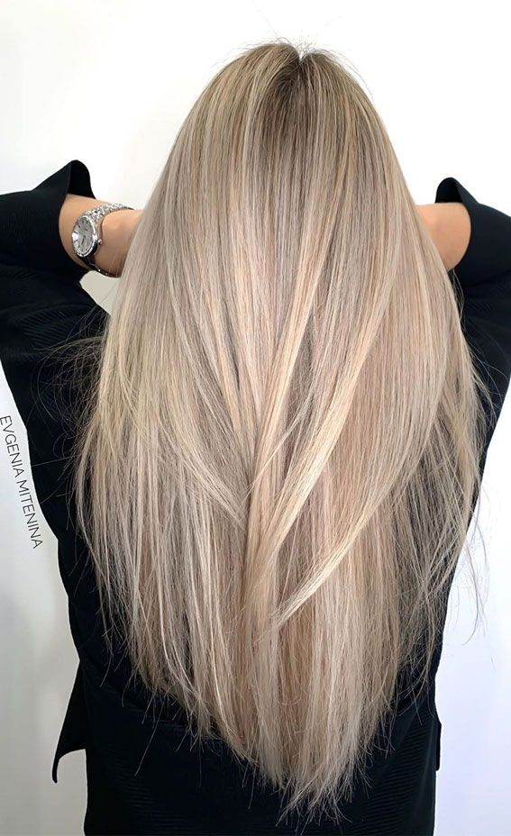 Gorgeous Hair Color Ideas That Worth Trying – Soft Shades of Blonde