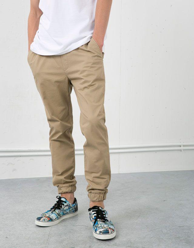 1f56b87ed Pantalones - Chico - Chico - Bershka Mexico