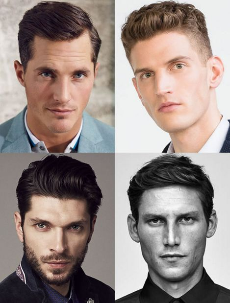 Ovalshape Best Hairstyles Haircuts According To Men S Face Shape Oval Face Hairstyles Oblong Face Hairstyles Face Shape Hairstyles