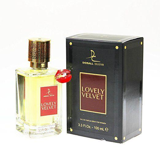Lovely Velvet - Dorall Collection Eau de Parfüm 100 ml Damenparfüm EdP  Parfume a0fdd89e7a91