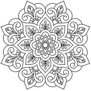 Vintage Embroidery  Lazy daisy stitch variations is part of Embroidery patterns vintage, Embroidery art, Vintage embroidery, Coloring pages, Embroidery patterns free, Mandala coloring pages - Vintage embroidery or antique embroidery is one of the oldest ways to decorate home linens  With simple stitches, we can make beautiful designs  Lazy daisy stitch is the basic stitch of these kinds of embroidery  I used anchor cotton threads for doing this project