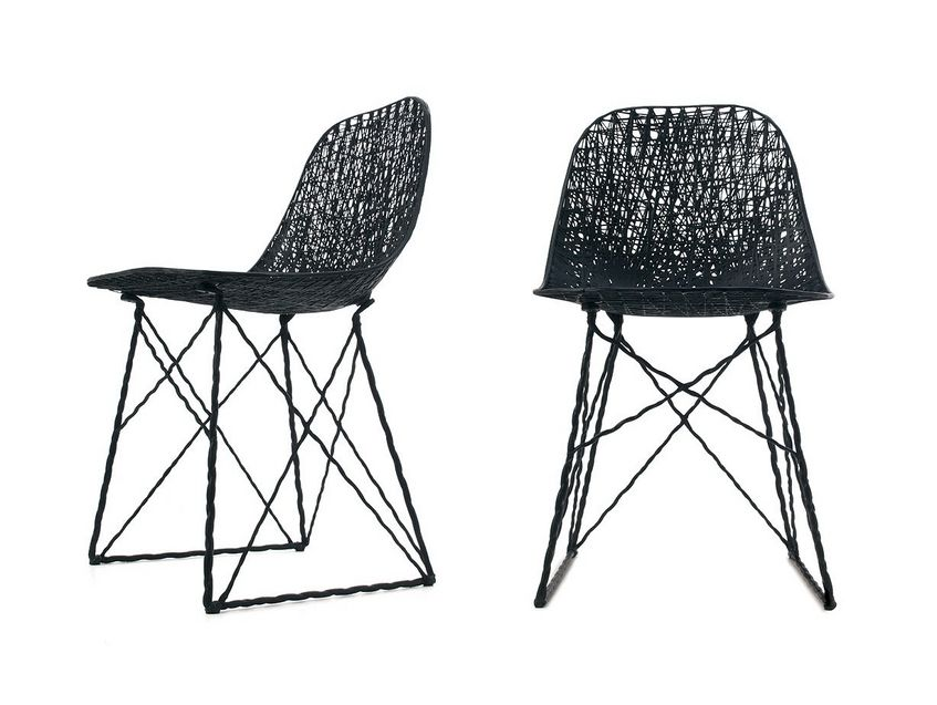 Nice Chaise Carbon Chair De Moooi   Bertjan Pot