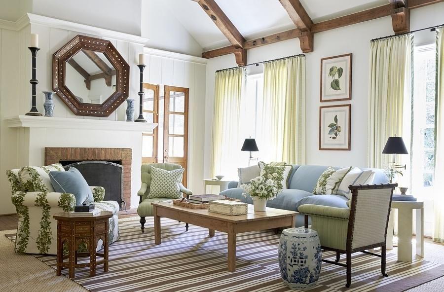A Timeless Living Room By Sarah Bartholomew Timeless Living Room Interior Design Home
