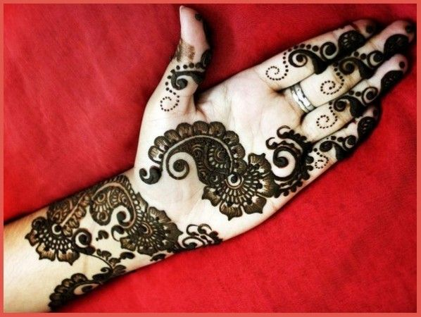 Arabic Mehndi Design Download : Dulhan mehndi designs for hands free download projects to try