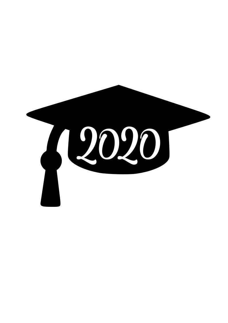 Download Graduation Cap 2020 SVG File Digital Download for Cricut ...