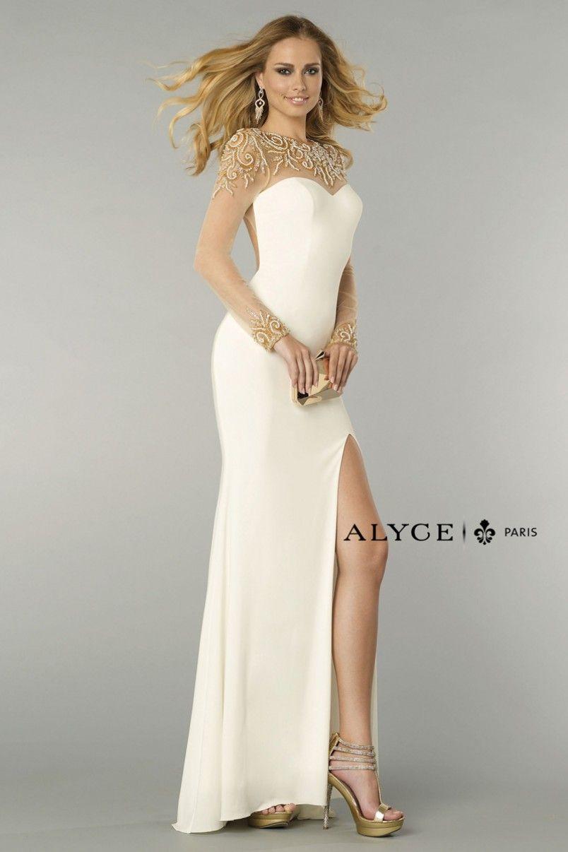 Alyce Paris Style #6375 #dressesbyrusso #prom2015   Alyce Paris 2015 ...