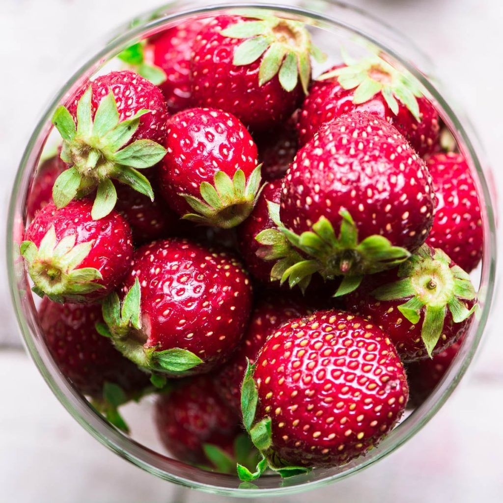 How to Dry Strawberries once you've gobbled up your fill