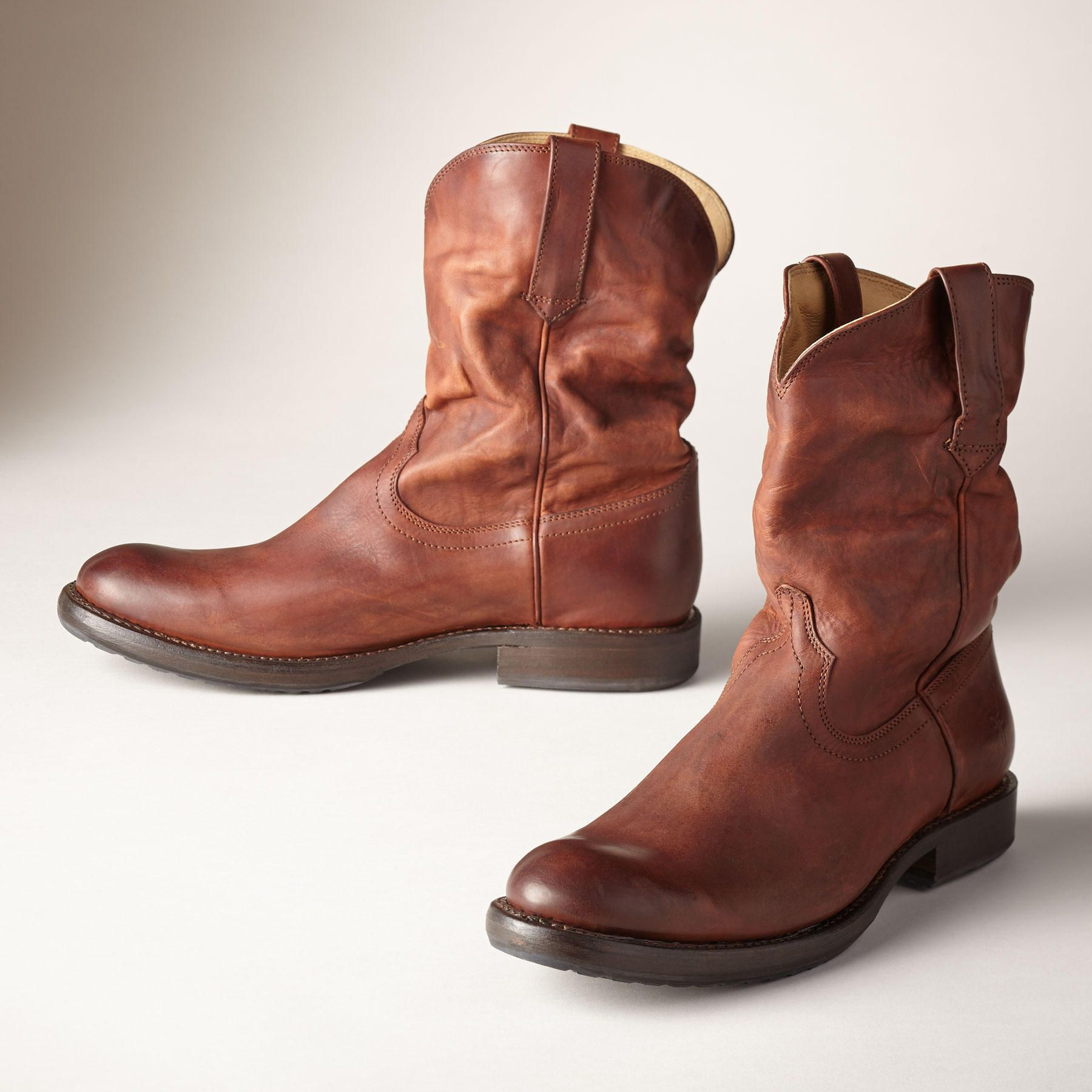acebb0105d9 DUKE ROPER BOOTS BY FRYE -- Frye® perfects the wear anywhere ...
