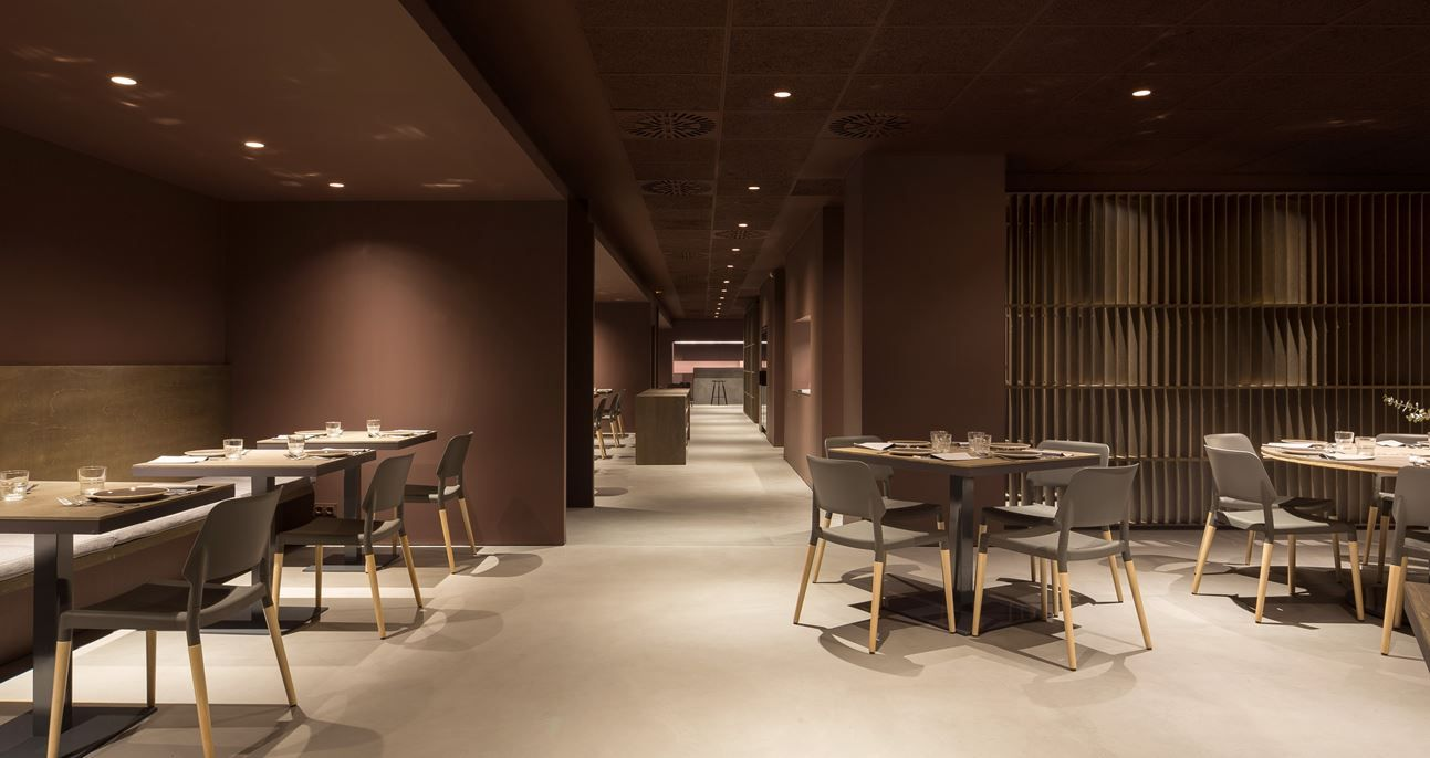 Brassa De Mar · Rice Club - Picture gallery   cafe & restaurant ...