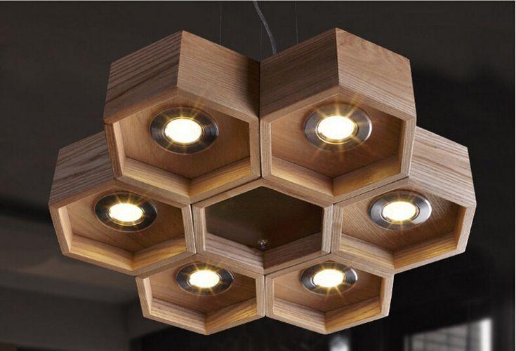 Lampen für Zuhause handgefertigt \u2013 Suchen in Holz Pinterest