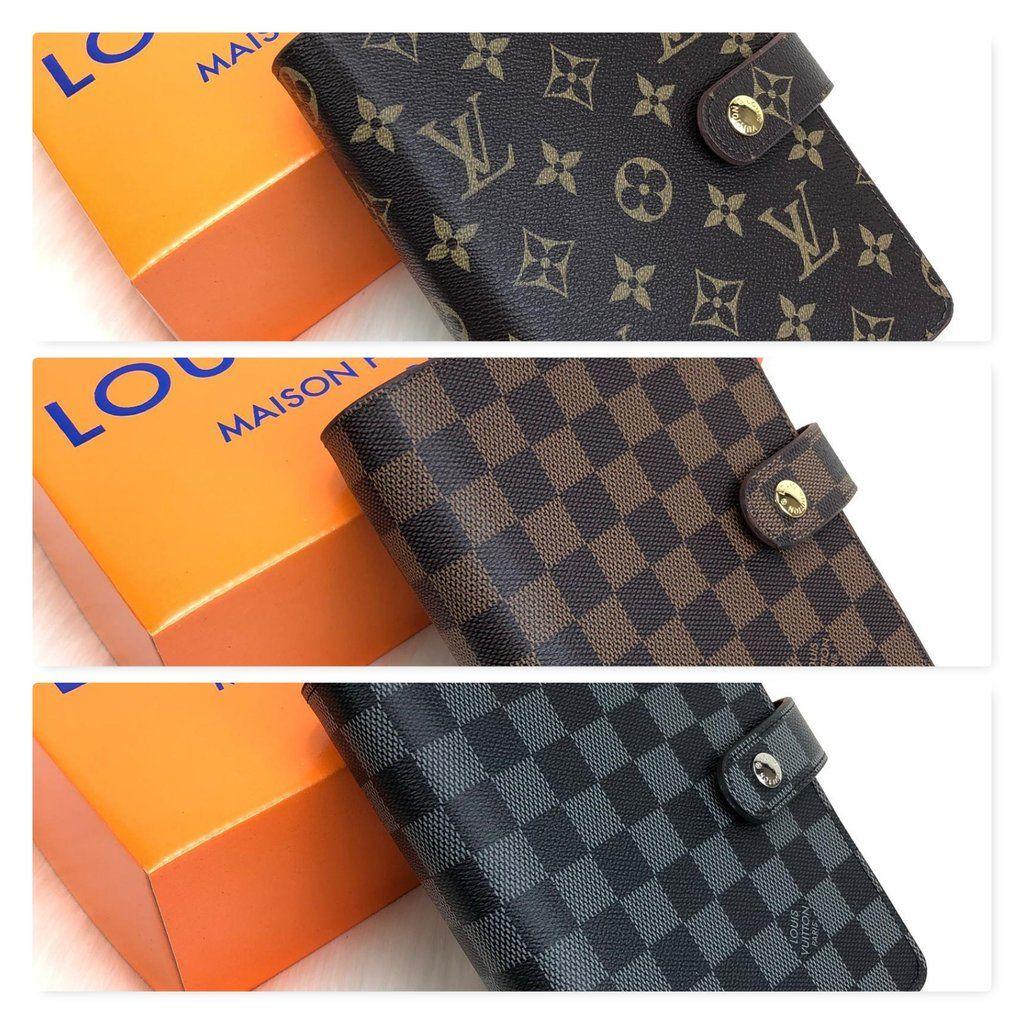 Louis Vuitton Agenda Medium 100 Genuine Leather Louis Vuitton Agenda Louis Vuitton Louis Vuitton Planner