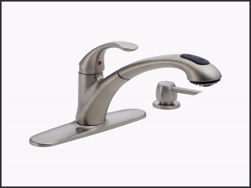 new how to replace a delta single faucet shower diverter home rh pinterest com