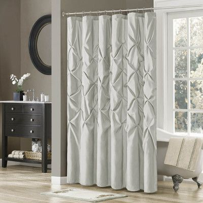 Ink Ivy Mira Cotton Shower Curtain Youll Love