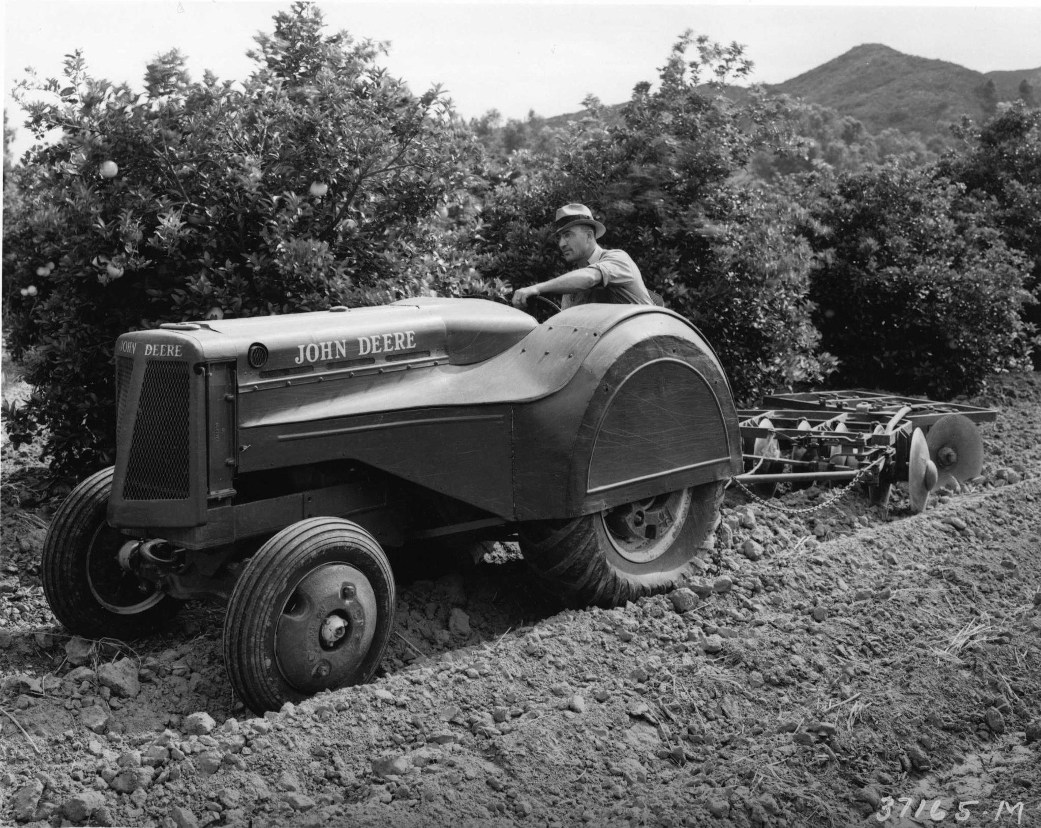 Ford Orchard Tractor : Orchard tractor john deere pinterest