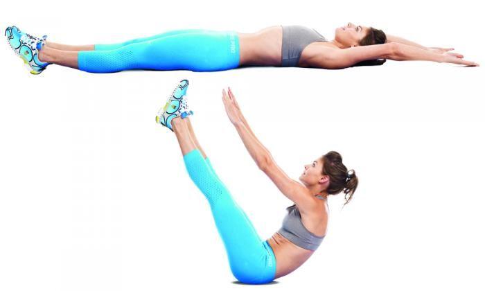 8 Rápidos ejercicios para el abdomen que te ayudarán a lograr un ...